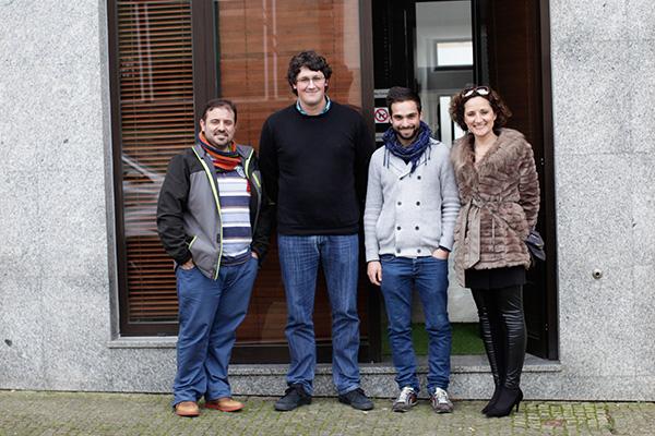 Verano Team in Portugal