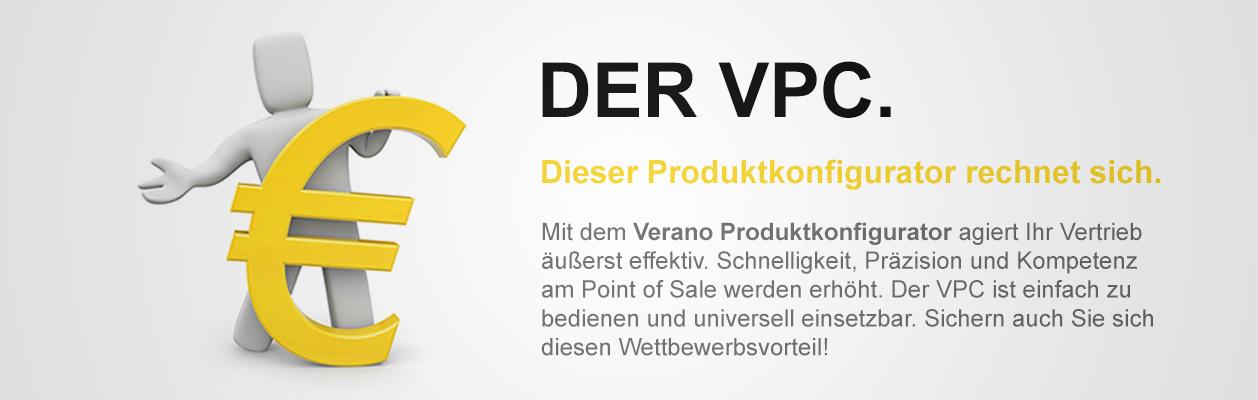 VPC Produktkonfigurator