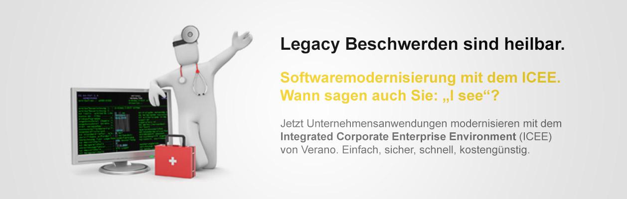 ICEE Software Modernisierung